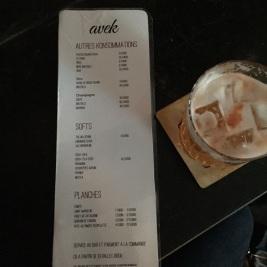 Foodie Parisienne - Avek
