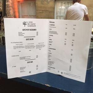 L'Eté de Saint-Germain - Foodie Parisienne