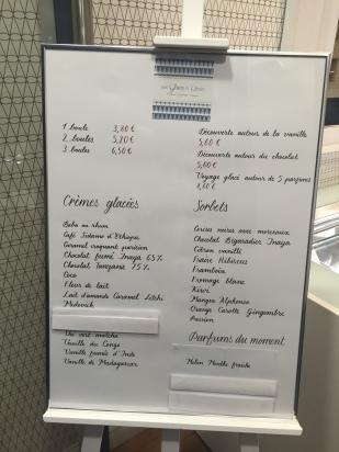 Une glace à Paris- Foodie Parisienne