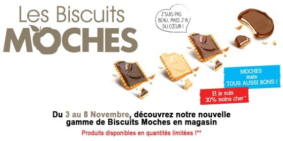 Biscuits moches - Foodie Parisienne