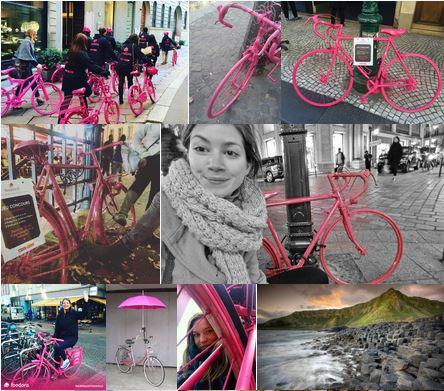 Pinkbikes - Foodie Parisienne