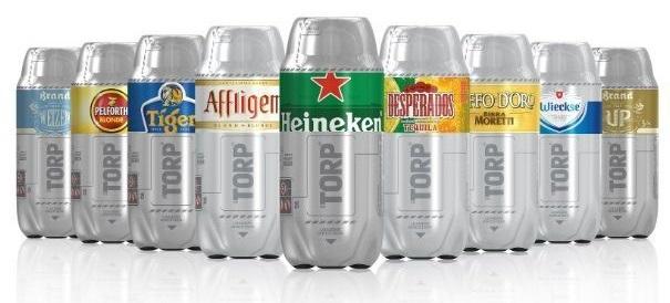 Substore Heineken - Foodie Parisienne