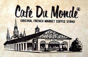Foodie parisienne - café du monde