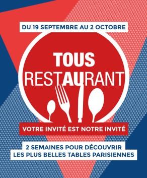 Tous au restaurant - Foodie parisienne
