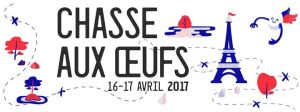 chasse aux oeufs solidaires - foodie parisienne
