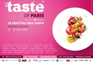 Affiche_taste of paris foodie parisienne