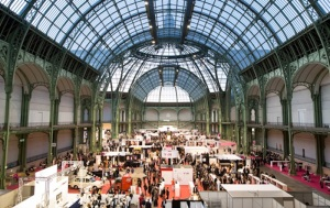 "Le salon ""Taste of Paris 2015"" au Grand Palais à"