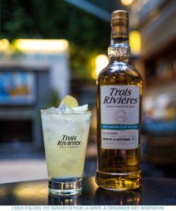Trois Rivières cocktail
